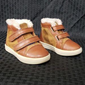 UGG velcro boots